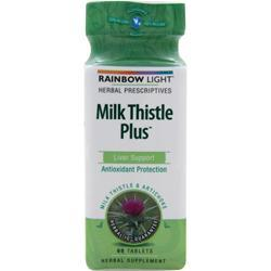 RAINBOW LIGHT Milk Thistle Plus 60 tabs