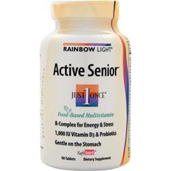 RAINBOW LIGHT Just Once - Active One Senior Multi 90 tabs
