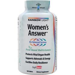 RAINBOW LIGHT Women's Answer Multivitamin 180 tabs
