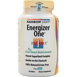 RAINBOW LIGHT Just Once - Energizer One Multivitamin 90 tabs