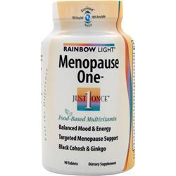 RAINBOW LIGHT Just Once - Menopause One Multivitamin 90 tabs