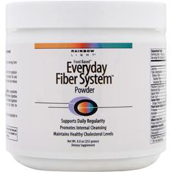 RAINBOW LIGHT Everyday Fiber System Powder 252 gr