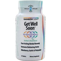 RAINBOW LIGHT Get Well Soon 45 tabs