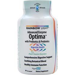 RAINBOW LIGHT Advanced Enzyme Optima 90 vcaps