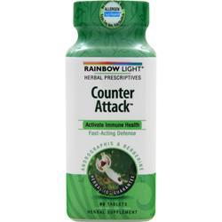 RAINBOW LIGHT Counter Attack Immuno-Response 90 tabs