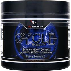AI SPORTS NUTRITION Cycle Support Chocolate 180 grams
