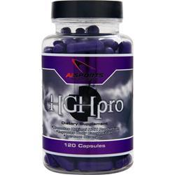 AI Sports Nutrition HGpro 120 caps