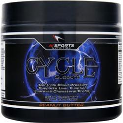 AI SPORTS NUTRITION Cycle Support Peanut Butter 180 grams