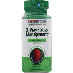 RAINBOW LIGHT 3-Way Stress System 90 tabs