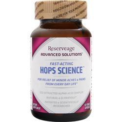 Reserveage Organics Hops Science 60 vcaps