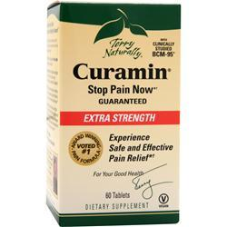 EuroPharma Terry Naturally - Curamin Stop Pain Now 60 tabs