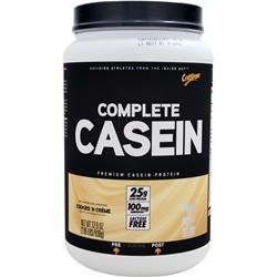Cytosport Complete Casein Cookies 'n Creme 2.05 lbs