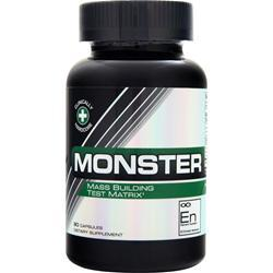 REACTION NUTRITION Monster - Mass Building Test Matrix 90 caps