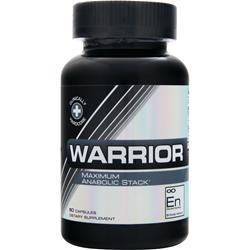 REACTION NUTRITION Warrior 60 caps