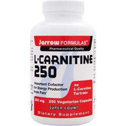 JARROW L-Carnitine 250 250 caps