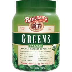 BARLEAN'S Barlean's Greens - Nature's Perfect Superfood 16.93 oz