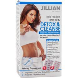 THIN CARE INTERNATIONAL Jillian Michaels Detox & Cleanse 35 caps