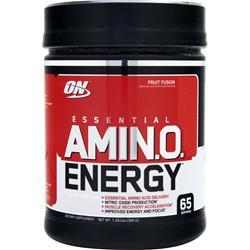 OPTIMUM NUTRITION Essential AMIN.O. Energy Fruit Fusion 1.29 lbs