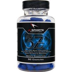 AI SPORTS NUTRITION 3Z 90 caps