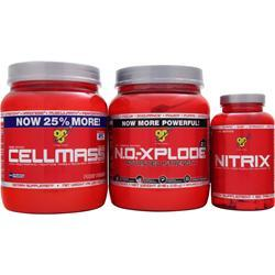 BSN Mass Stack Bundle 2.0 1 kit
