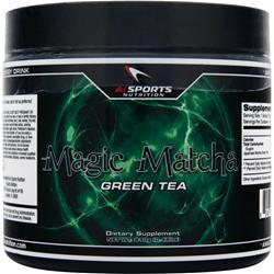 AI SPORTS NUTRITION Magic Matcha Green Tea 210 grams