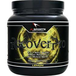 AI Sports Nutrition Recover Pro Lemon 336 grams