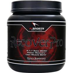 AI SPORTS NUTRITION Recover Pro Red Raspberry 336 grams