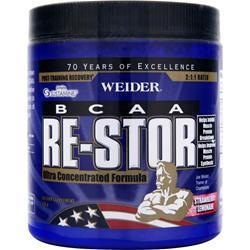 WEIDER BCAA Re-Stor Strawberry Lemonade 330 grams