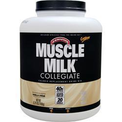CYTOSPORT Muscle Milk Collegiate Vanilla Creme 5.29 lbs
