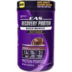 EAS Recovery Protein Chocolate BEST BY 8/1/16 1.8 lbs
