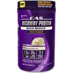 EAS Recovery Protein Vanilla 1.8 lbs
