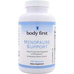 Body First Menopause Support 240 caps