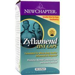 NEW CHAPTER Zyflamend Tiny caps 180 sgels