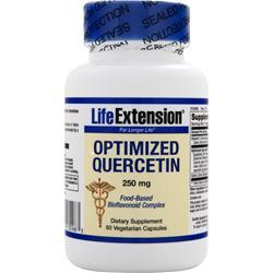 LIFE EXTENSION Optimized Quercetin 60 vcaps
