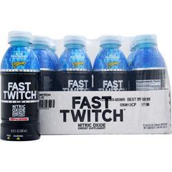 Cytosport Fast Twitch RTD Blue Raspberry 12 bttls