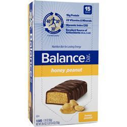 BALANCE BAR Balance Bar Original Honey Peanut 15 bars