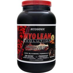 MYOGENIX Myo Lean Evolution Chocolate 2.51 lbs