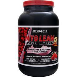 Myogenix Myo Lean Evolution Strawberry 2.31 lbs