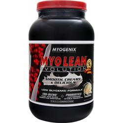 MYOGENIX Myo Lean Evolution Vanilla 2.31 lbs