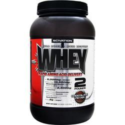 SCIVATION Whey Powder Chocolate Fever 2 lbs