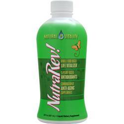 Natural Vitality NutraRev! 30 fl.oz