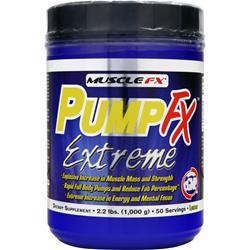 Muscle Fx PumpFx Extreme Lemon 1000 grams