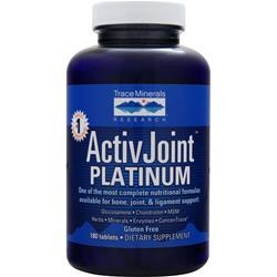 TRACE MINERALS RESEARCH ActivJoint Platinum 180 tabs