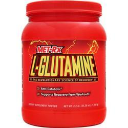 MET-RX L-Glutamine Powder 2.2 lbs
