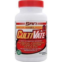 SAN Cultivate - Prebiotic, Probiotic & Plant Enzyme Catalyst 96 vcaps