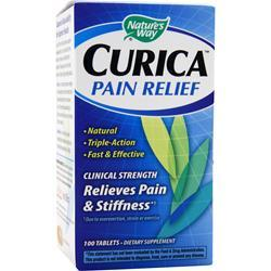 NATURE'S WAY Curica Pain Relief 100 tabs