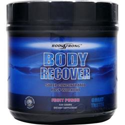 BodyStrong Body Recover - Super Concentrated Post-Workout Fruit Punch 530 grams