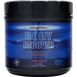 BODYSTRONG Body Recover - Super Concentrated Post-Workout Juicy Grape Exp 4/14 530 grams