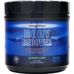 BODYSTRONG Body Recover - Super Concentrated Post-Workout Lemon-Lime Exp 4/14 530 grams