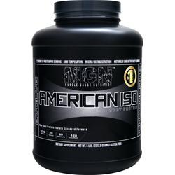 MGN American Iso Whey Protein Chocolate 5 lbs